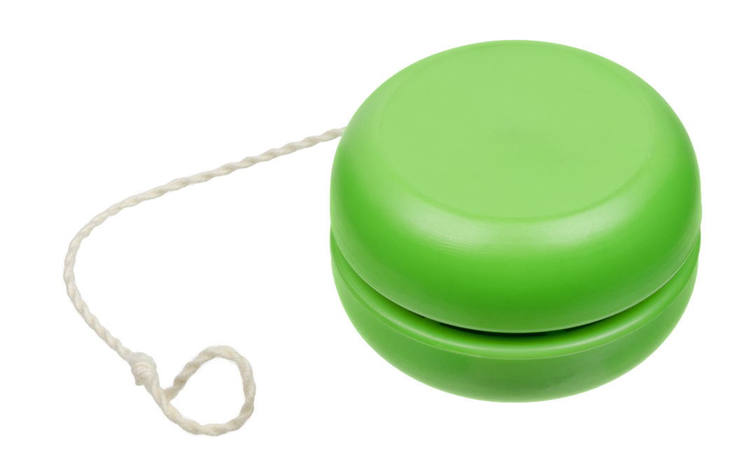PLAY into your Parenting: Yo-Yo Day