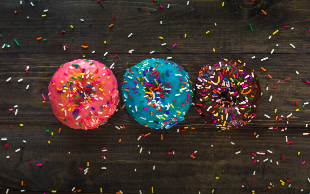 PLAY in your parenting: Doughnut Day