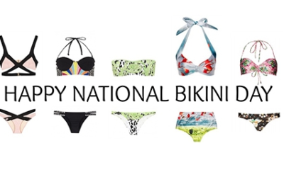 PLAY into your Parenting: National Bikini Day!
