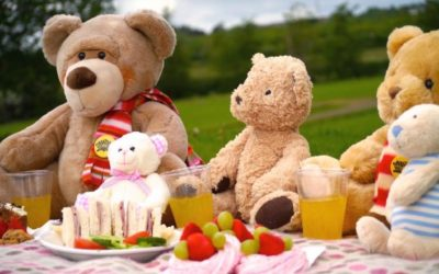 PLAY into your Parenting: Teddy Bears Picnic Day!